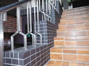 階段タイル張替 (4)